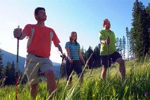 schuhe nordic walking test